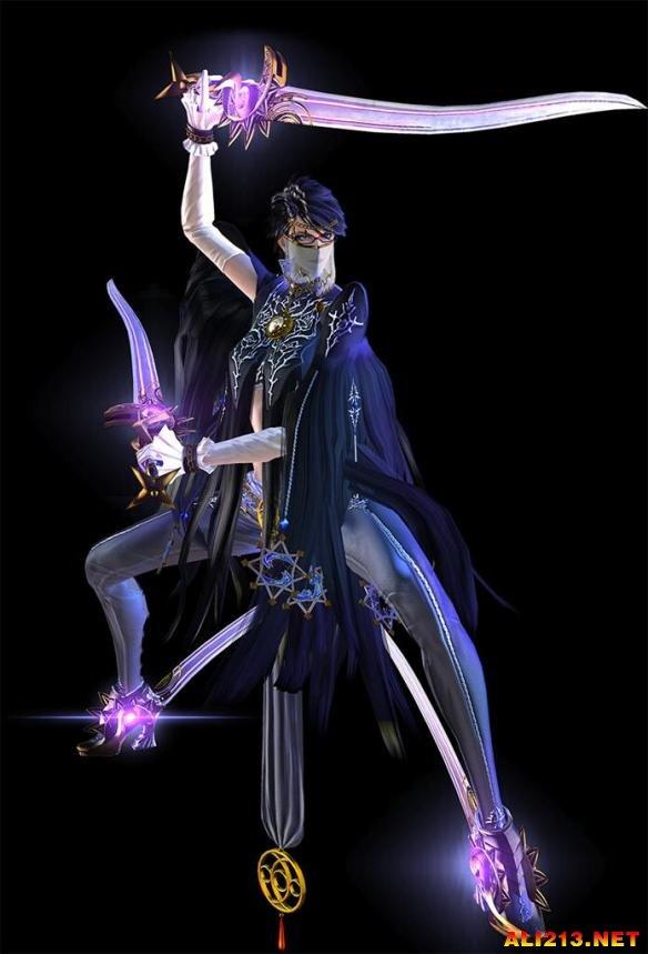 猎天使魔女2最新游戏截图贝姐英姿飒爽!