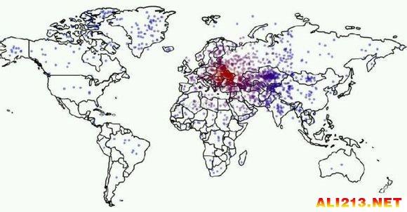 俄罗斯美女多是有原因的!二十七张图带你了解世界
