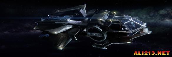右键必存科幻飞船!《星际公民》超未来飞行器集锦首发
