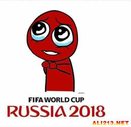 2018俄罗斯世界杯logo惨被网友恶搞