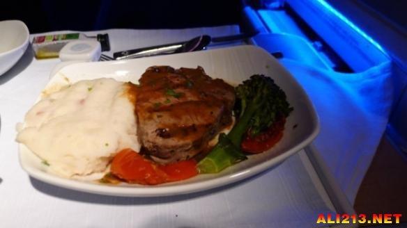 海量航空公司飞机餐带你体验各国