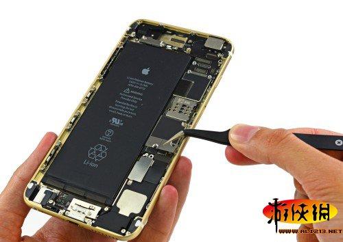 苹果疑加固phone 6 plus新机