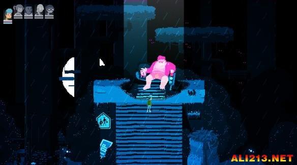 筹资新作交错之魂(crossingsouls)游戏截图与视频公布