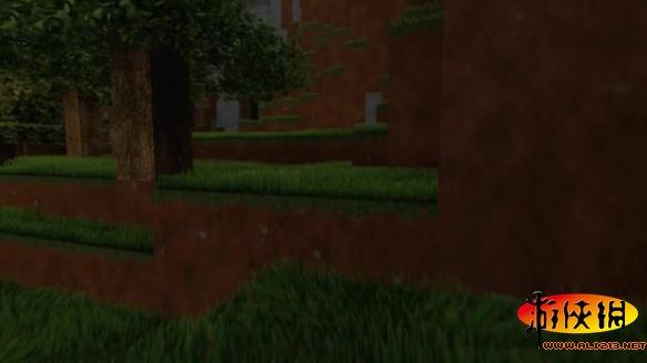 真实版 我的世界 游戏 演示 只是动画而已