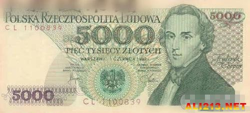 全世界钞票都长什么样子?今天带你看遍全球涨姿势!图片