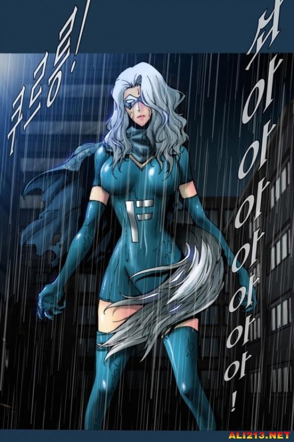 韩国女漫画角色白狐将加入漫威英雄阵营 游