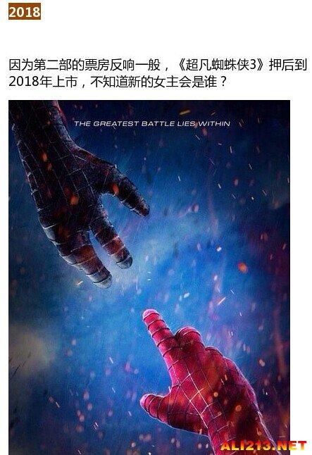 千呼万唤始出来 2015年至2019年漫威电影上映时间表