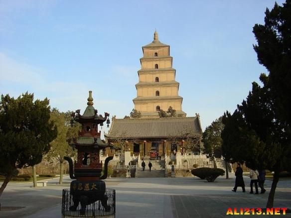盘点中国最出名的十大名塔