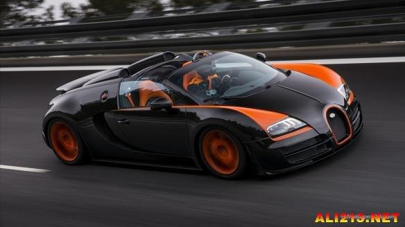 法拉利兰博基尼什么的弱爆了 世界超跑最新排名top10出炉高清图片