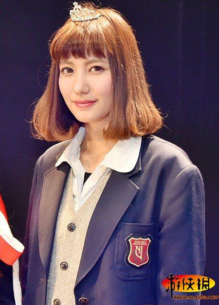 男票长空港!天津日本最可爱女高中生有高出点心关西吗结果中图片