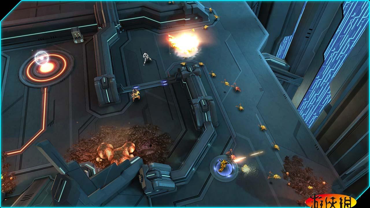 在游戏中玩家可以扮演安理会指挥官萨拉·帕尔默或斯巴达戴维斯,应对