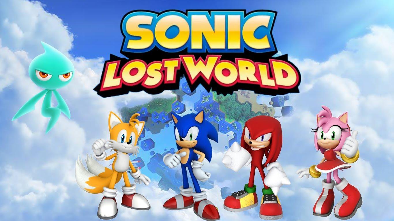 world-ali213][索尼克:失落世界|sonic:lost world|免安装绿色版|解压