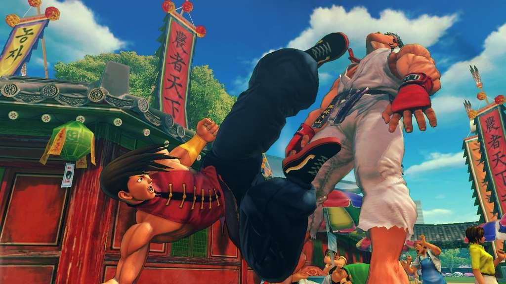 游戏 街机/[XBOX360应求] [超级街头霸王4:街机版|SSF 4 Arcade Edtion|...