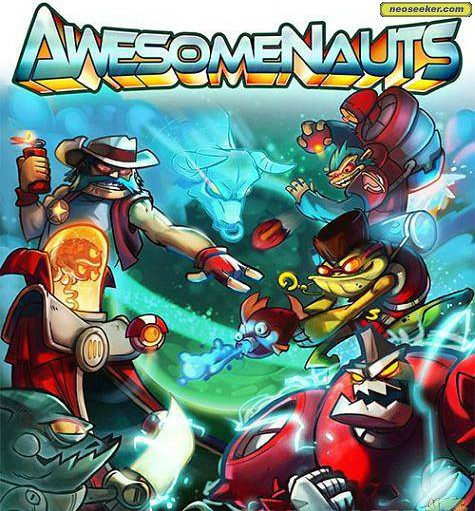 Awesomenauts: Ravishing Raelynn 2012 pc game Img-4