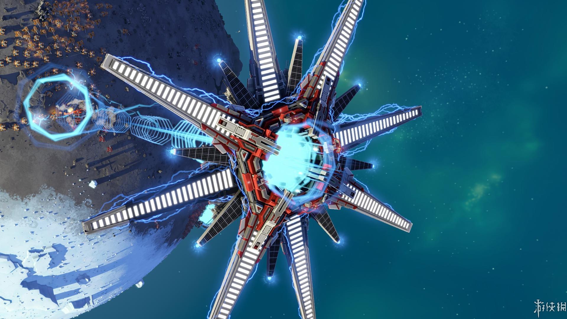 [横扫千星:泰坦|planetary annihilation titans|免安装绿色版|解压缩