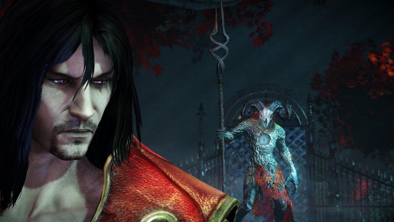 [恶魔城:暗影之王2|castlevania: lords of shadow 2