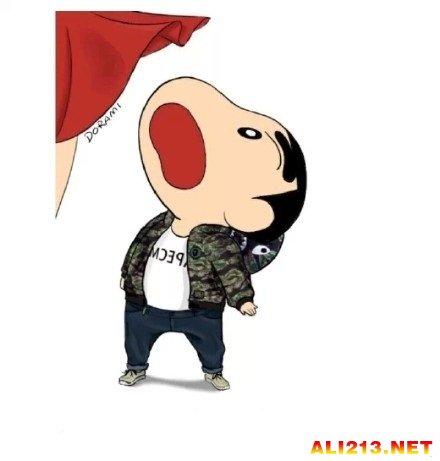 【游侠导读】插画师Dorami近日在自己的空间发布了一系列关于《蜡笔小新》穿上名牌衣服的推按,小新看上去正经多了!不仅非常可爱而且十分的帅气!一起来看看吧