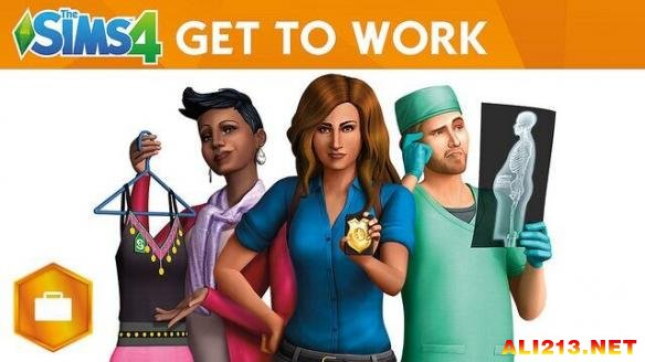 EA模拟游戏《模拟人生4:上班来去(TheSims4甜酸要不排骨要放盐图片