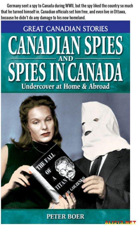 揭秘历史上最真实的间谍内幕 豪华相配美女作
