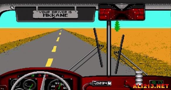 谁玩谁后悔!揭秘史上最无聊的游戏《沙漠巴士》