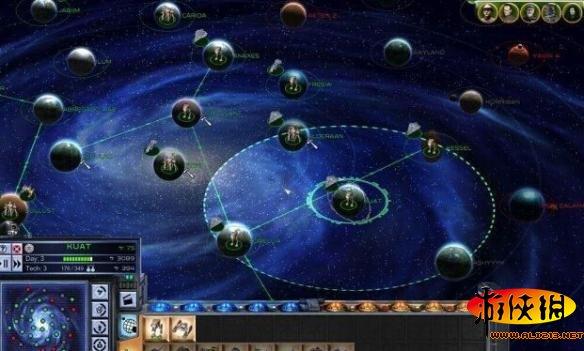 10大真正值得玩家体验经典宇宙题材游戏