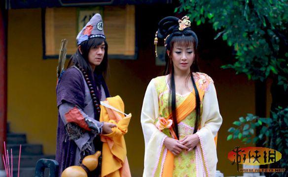 活佛济公胭脂怀孕续文