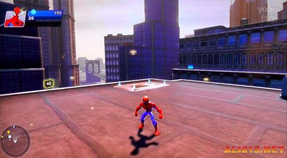 单机蜘蛛侠游戏