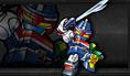 六神合体雷霆王 - 第三次超级机器人大战Z:时狱篇