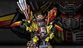 兽装机攻断空我NOVA - 第三次超级机器人大战Z:时狱篇