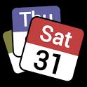 状态栏日历