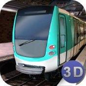 巴黎地铁模拟器3D