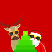 方块圣诞节