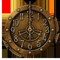 蒸汽朋克时钟2