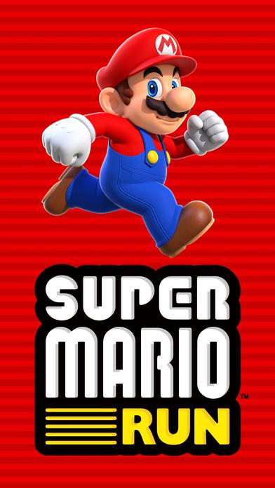 超级马里奥跑酷游戏截图