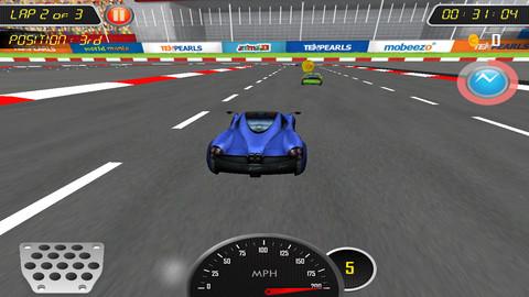 壁纸 汽车 赛车 游戏截图 480_270