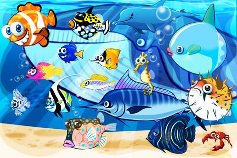海洋动物园游戏截图