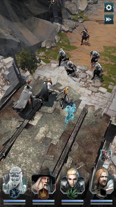 中土世界:战争之影游戏截图