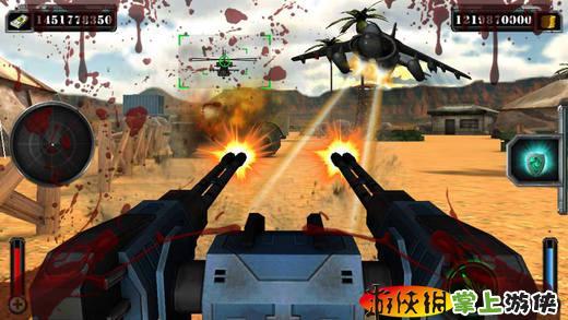 死亡飞机射击战游戏截图