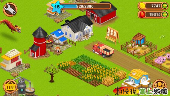 快乐农场游戏截图