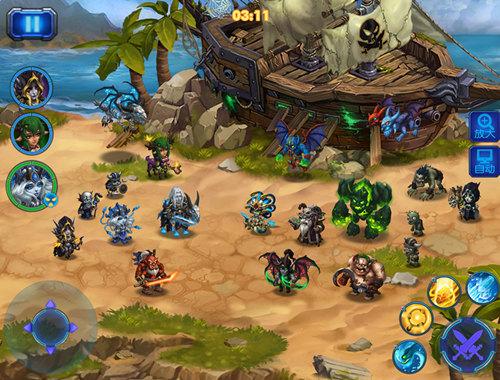 魔兽战役游戏截图
