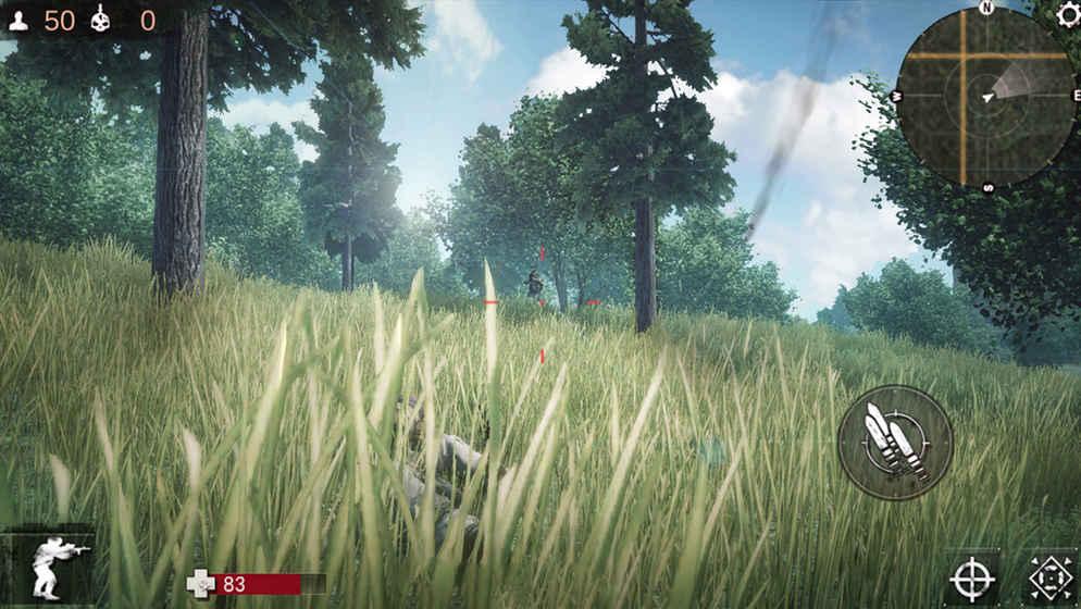 丛林大逃杀:The游戏截图