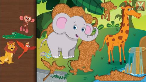 幼儿动物谜语游戏截图