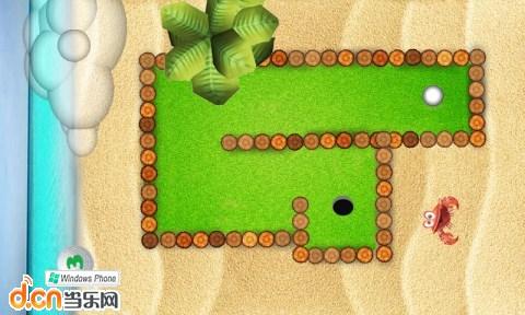 迷你海滩高尔夫游戏截图