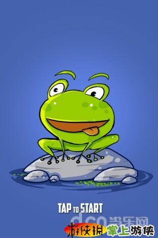 青蛙青蛙跳游戏截图