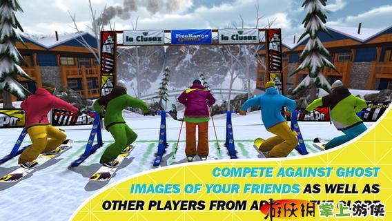 手机游戏 体育竞技 > 疯狂滑雪2下载   疯狂滑雪2游戏截图