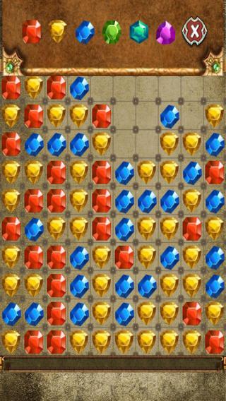 消除宝石游戏截图