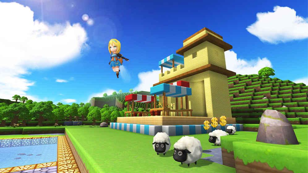 创想世界游戏截图