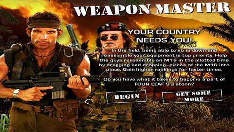 武器大师WeaponMaster游戏图片欣赏