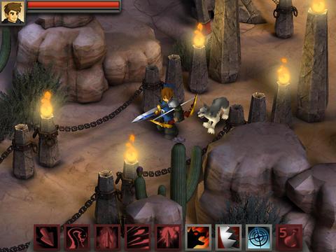 战斗之心:遗产游戏图片欣赏