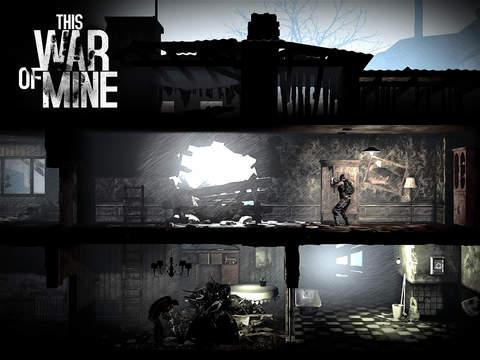 这是我的战争游戏图片欣赏